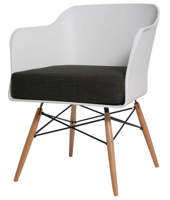 Designstoelen voor de serre ook voor het terras of de for Leuke stoel voor slaapkamer