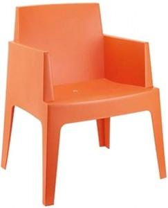 Glox kunststof stoel voor terras of serre