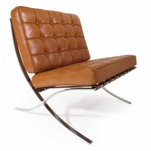Barcelona lounge designstoel