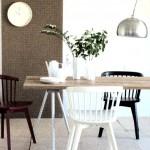 Houten stoelen: eerlijk, degelijk, natuurlijk en zeker zo mooi