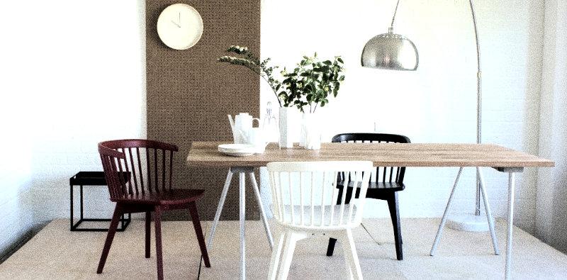 Houten eetkamerstoelen: prachtig tijdloos design