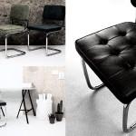 De RIB stoel: de ultieme klassieke retro stoel?