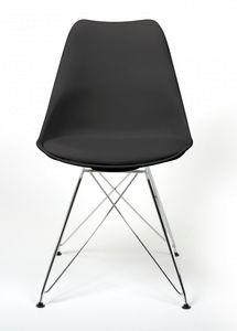 consilium design stoel chroom zwart modern