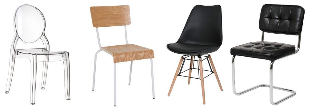 populaire design eetkamerstoelen voor binnen en buiten