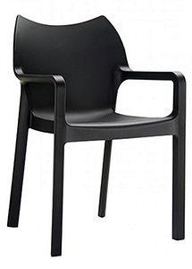tree design stoel zwart