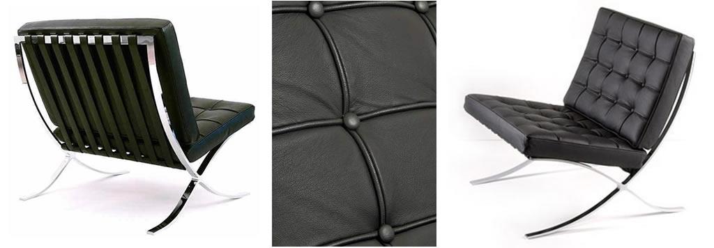 Barcelona chair - designstoel