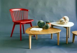 houten eetkamerstoel comfortabel loft stijl