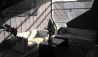 lichte huiskamer