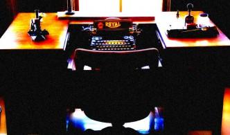 Thuiswerkplek bureau stoel