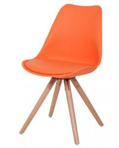 Vintage stoel Consilium houten poten