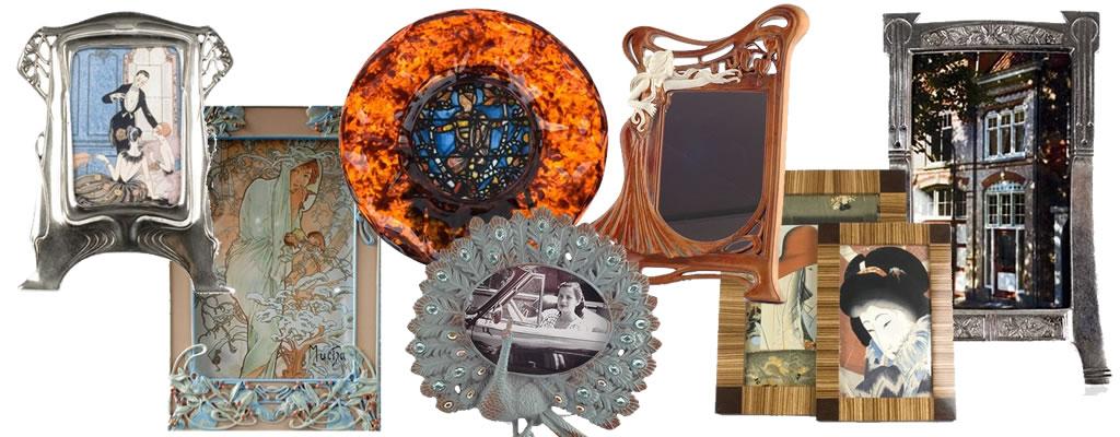 vintage industriële fotolijstjes accessoires