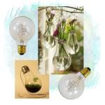 vaas van gloeilamp © aciamasen - Polyvore.com