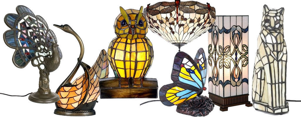 tiffany loft design lampen art deco interieur