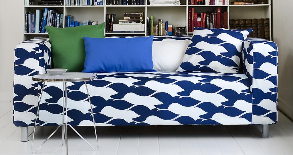 Bemz designhoes voor Ikea bank