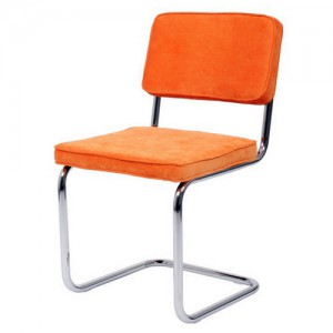 Rib Chair orange