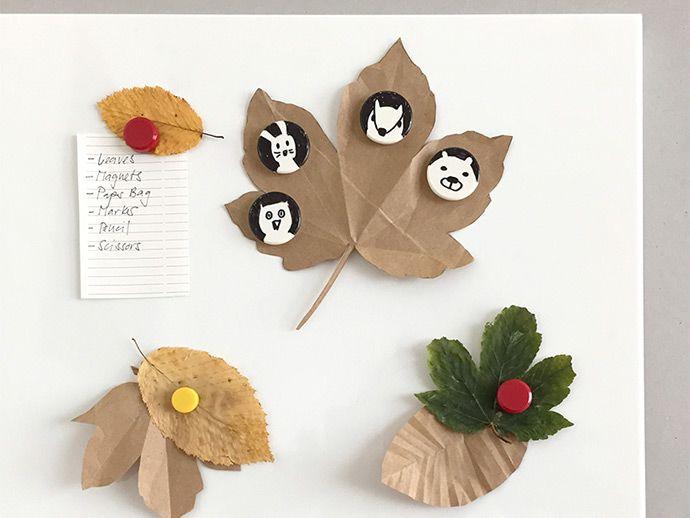 memobord herfst decoraties