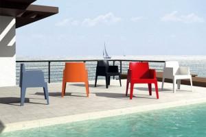 glox terras stoel design goedkoopste