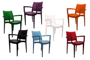 Veloso design chair garden