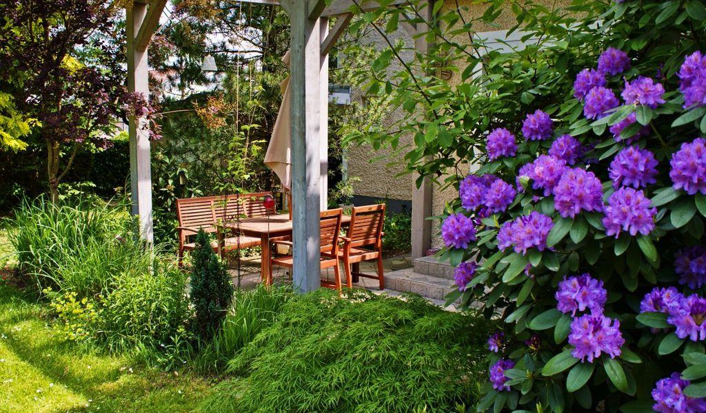 Duurzaam je tuin inrichten design meubelen stoelen weblog for Tuin inrichten planten