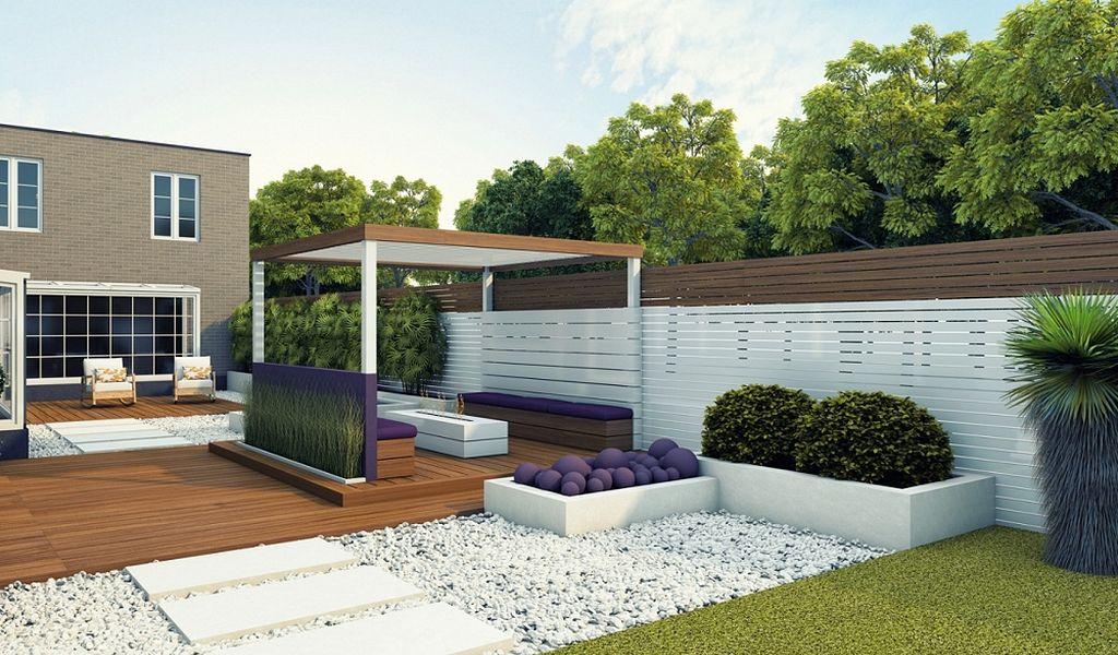 nieuwbouwwoning inrichten tuin